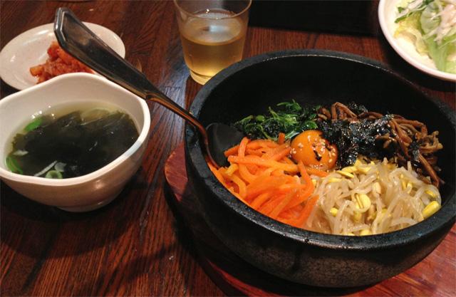 小屋(韓国料理)