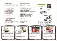 新宿御苑ランチマップ