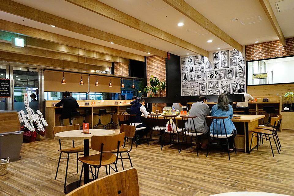 TOMIHISA CAFE(富久カフェ)
